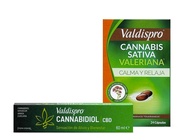 Last June we presented two new products to pharmacies under the brand name Valdispro. Our aim was to present two new concepts.